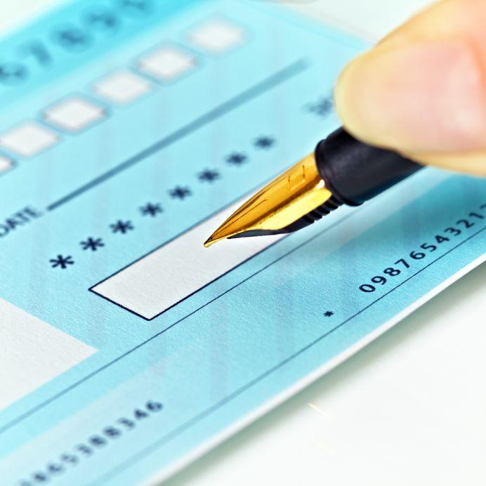 Electronic Checks Increase Sales