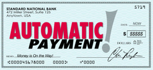 Echecks Better than Cards for Recurring Billing