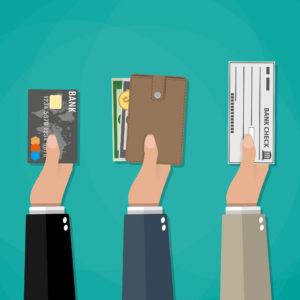 Types of Electronic Checks