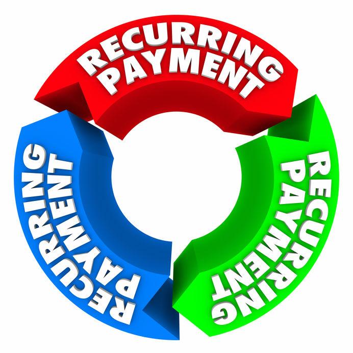 Echecks for Recurring Billing